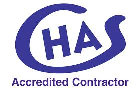 Health and Safety - HLS are a CHAS approved contractor.